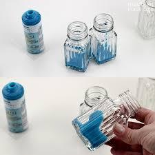 Glass Vase Painting Simple Salt U0026 Pepper Shaker Mini Vases Rosyscription