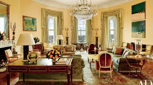 obama white house tour look inside the obamas private living quarters cnn style
