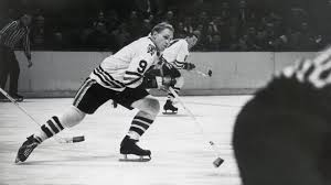 thanksgiving with bobby bobby hull 100 greatest nhl players