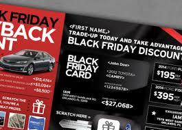 black friday car dealership black book trade in intelligent automotive marketing