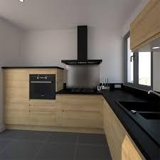 cuisine bois design design d u0027intérieur de maison moderne 21 facade cuisine bleu best
