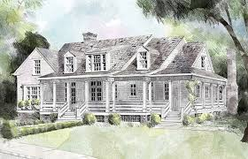 Southern Living Plans by Hilltop Lake Southern Living House Plans