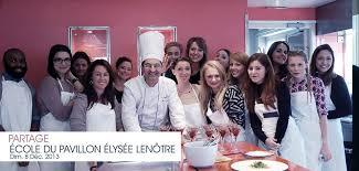 le notre cours de cuisine école lenôtre pavillon élysée lenôtre tourist office cours