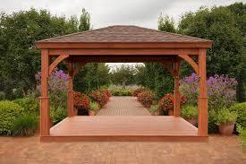 Backyard Gazebos Pictures - meadowview woodworks patio u0026 garden gazebos for sale backyard