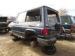 mitsubishi military jeep junkyard find 1987 dodge raider the truth about cars