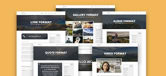 templates blogger personalizados how to add custom templates and design to divi s blog post formats