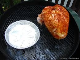 how to season turkey for thanksgiving herb rubbed smoked turkey breast with jalapeno butter injection