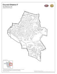 Map Of Richmond Virginia by New Voter District Maps Released Today Church Hill People U0027s News