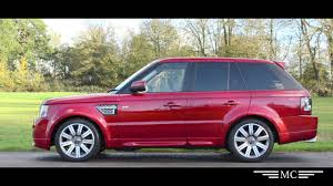 range rover autobiography 2012 range rover sport autobiography marlow cars youtube