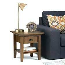 leick recliner wedge end table furniture excellent leick recliner wedge end table slate with