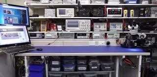 Tool Bench Organization Electronics Workbench Layout Setup Google Search Lab