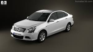 nissan sylphy 360 view of nissan almera sylphy 2012 3d model hum3d store