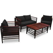 Outdoor Sofa Sets by 25 Best Black Sofa Set Ideas On Pinterest Black Couch Decor