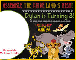 the lion guard birthday party ideas and themed supplies 877