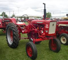1965 farmall 140 hi clear red power round up 2016 pinterest
