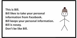 How To Make Facebook Memes - be like bill facebook meme privacy risk business insider