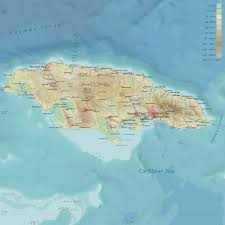 Jamaica Map Geography Of Jamaica Wikipedia