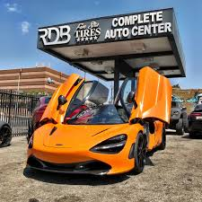 orange mclaren 720s rdbla u2013 worlds first modded mclaren 720s rdb la five star