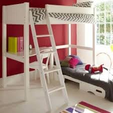 White High Sleeper Bed Frame Warwick Childs Wooden High Sleeper Bed Childs White High Sleeper