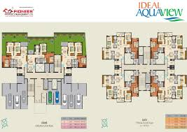 H2o Residences Floor Plan by Pioneer Property Management Ltd