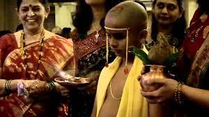 Janoi Invitation Card In Gujarati Atharva Mandrekar U0027s Vratabandh Thread Ceremony Youtube
