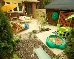 Backyard Idea by Home Design Backyard Ideas For Kids With Pool Banquette Kitchen