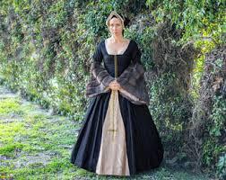 Falcon Halloween Costume Anne Boleyn Etsy