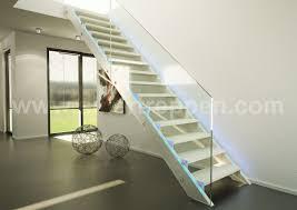 Glass Stair Handrail Glass Stair Railing Stair Stair Case Design Pinterest Glass