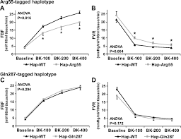 genetic variation in soluble epoxide hydrolase ephx2 is