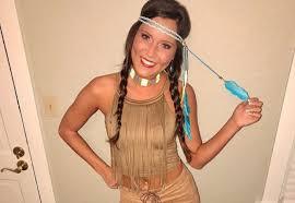 Pocahontas Costume Ou Student Apologizes For Pocahontas Costume After Social Media