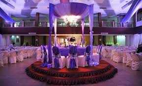 purple wedding decoration ideas