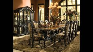 Aico Furniture Dining Room Sets Aico Oppulente Sienna Spice By Michael Amini From Www Imperial