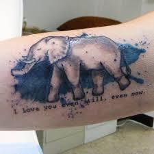 What Do Elephant Tattoos Mind Boggling Elephant Designs