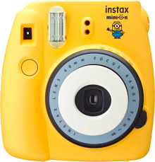 amazon black friday instax 90 fujifilm minion instax mini 8 instant film camera yellow 16556348