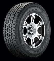 Goodyear Wrangler Off Road Tires Superview Of The Goodyear Wrangler All Terrain Adventure With Kevlar