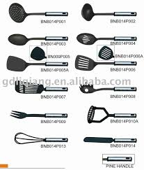 different kitchen knives kitchen mesmerizing kitchen utensils and their uses examples