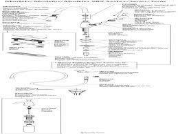 venetian delta kitchen faucet parts diagram centerset two handle