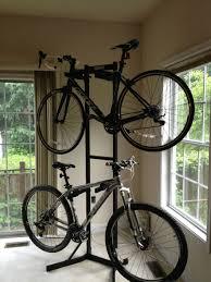 bike storage for small apartments awesome freestanding bike racks storage design with black