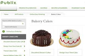 publix adds cakes to online ordering williamson source