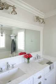 Decorating Ideas For Bathroom Mirrors Bathroom Mirror Ideas