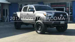 toyota tacoma rims and tires 2017 toyota tacoma 2 5 level lift with wheels and tires
