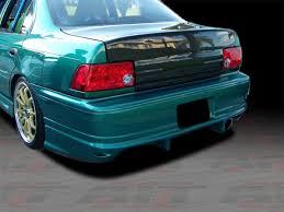 toyota corolla sedan 1993 bmx style rear bumper cover for toyota corolla 1993 1997