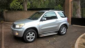 used toyota rav4 3 doors for sale motors co uk