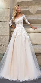 wedding dress sleeve best 25 sleeved wedding dresses ideas on sleeved