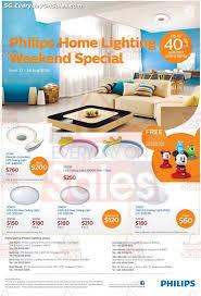 philips singapore home lighting weekend sale for freebies u0026 discounts
