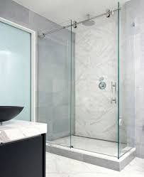 Sliding Shower Screen Doors Sliding Door Shower Enclosures For The Contemporary Bathroom
