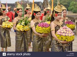 Decoration For Khmer New Year by Siem Reap Cambodia Flowers Stock Photos U0026 Siem Reap Cambodia
