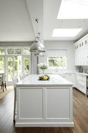 white kitchen with long island kitchens pinterest timeless kitchen design ideas internetunblock us internetunblock us