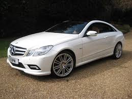 mercedes e class 350 amg mercedes e350 cdi blueefficiency amg sport coupe for sale