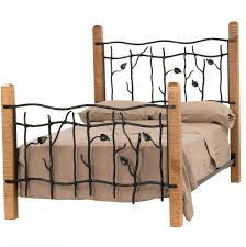 wrought iron bed frames vintage home design ideas
